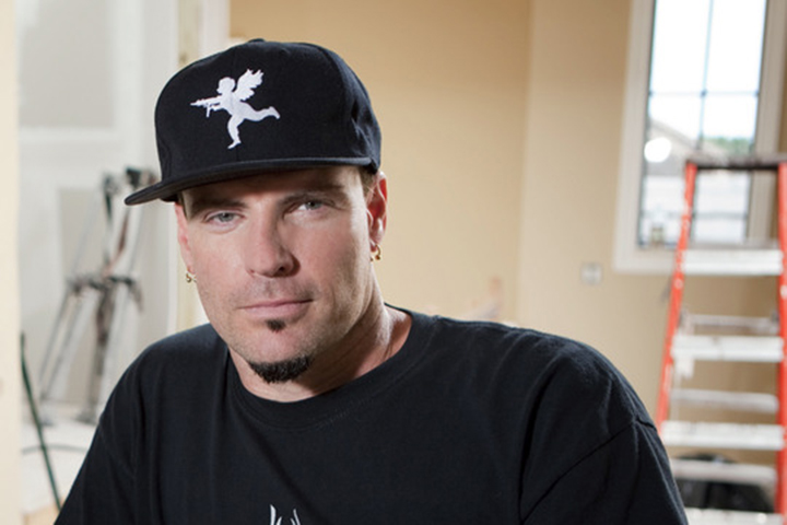 vanilla ice takes wraps off furniture collection. Black Bedroom Furniture Sets. Home Design Ideas