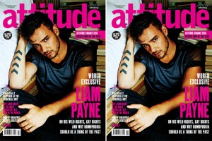 Liam Payne: One Direction singer denies nude gay leaked