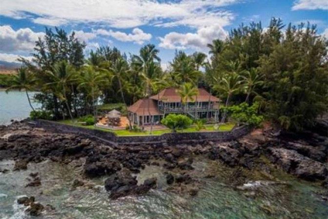 Neil Young selling Hawaiian getaway