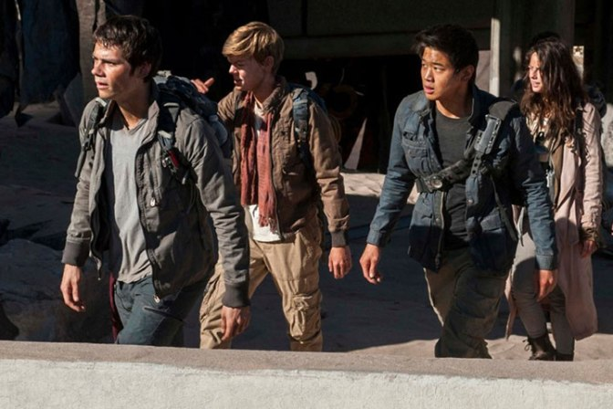 'The Maze Runner: The Death Cure' to be shot in B.C.