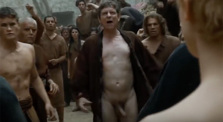 A Penis Is Seen In This Scene From The Season Five Finale Of Game Of Thrones