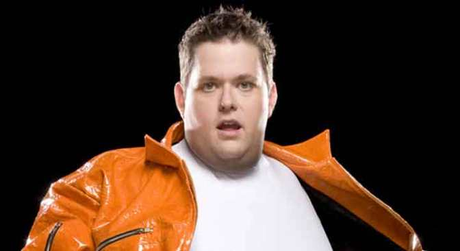 Comic Ralphie May gets serious about life, death (and Trump)